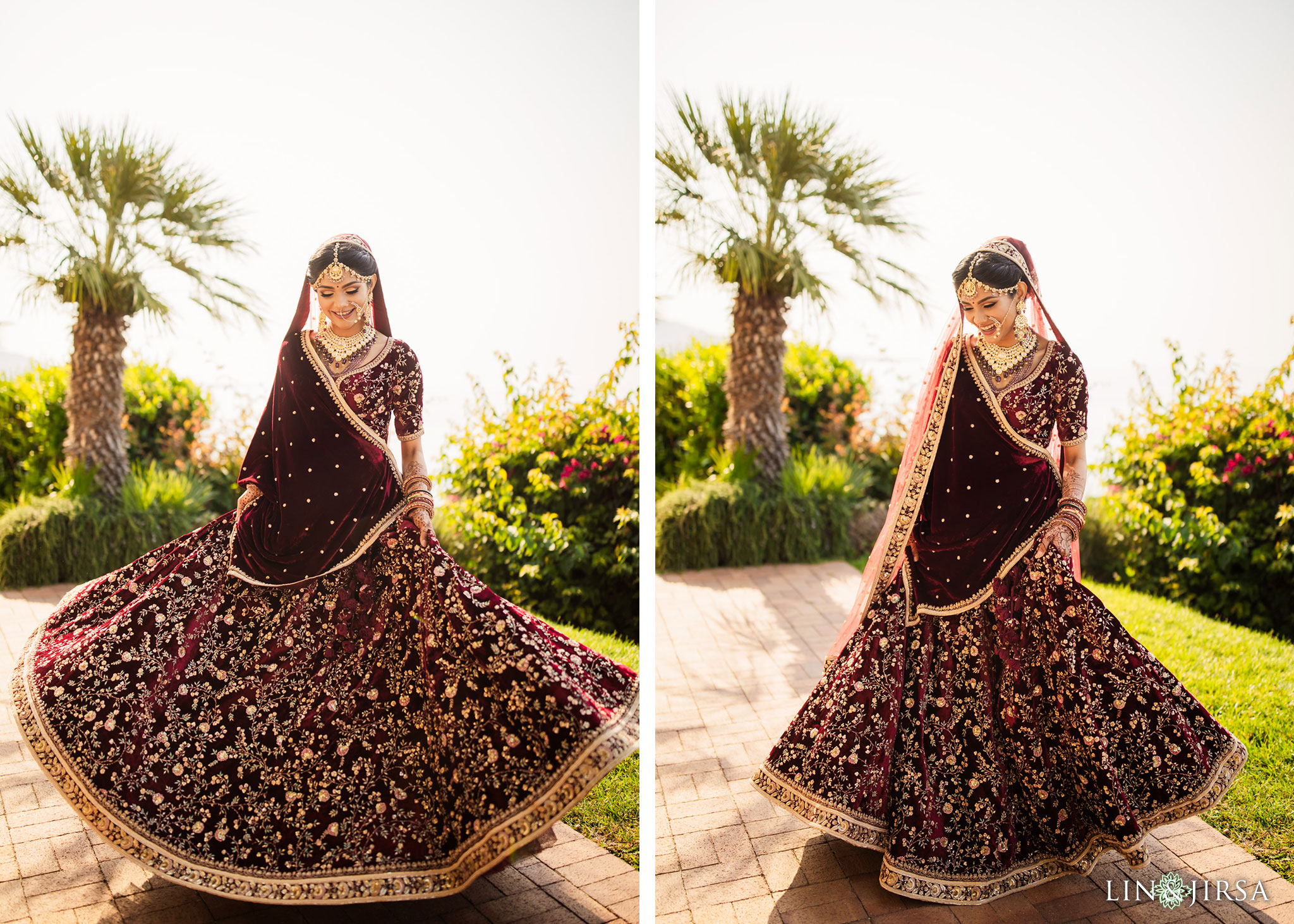 008 terranea resort indian bride sabyasachi wedding photography
