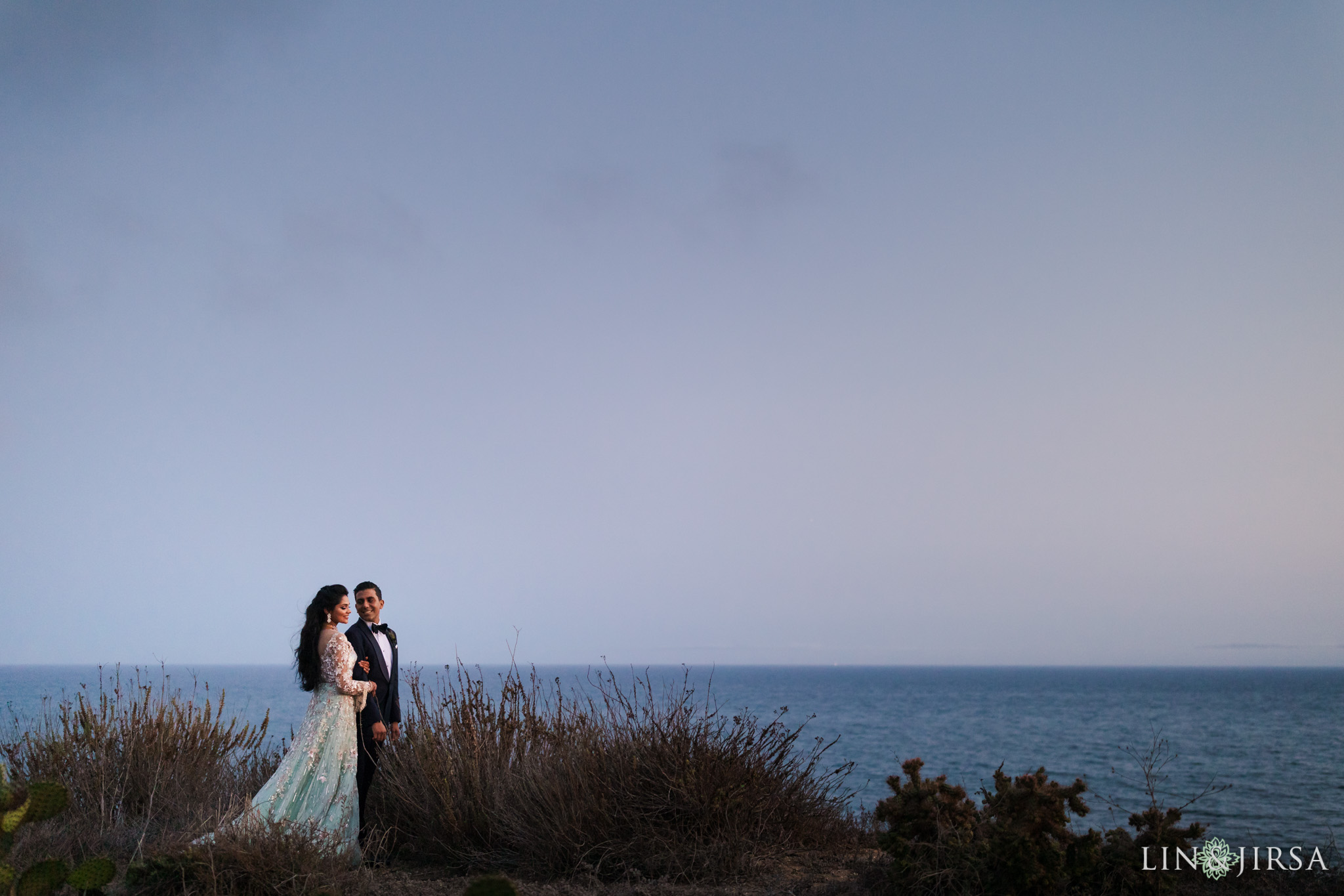 014 terranea resort rancho palos verdes indian wedding reception photography