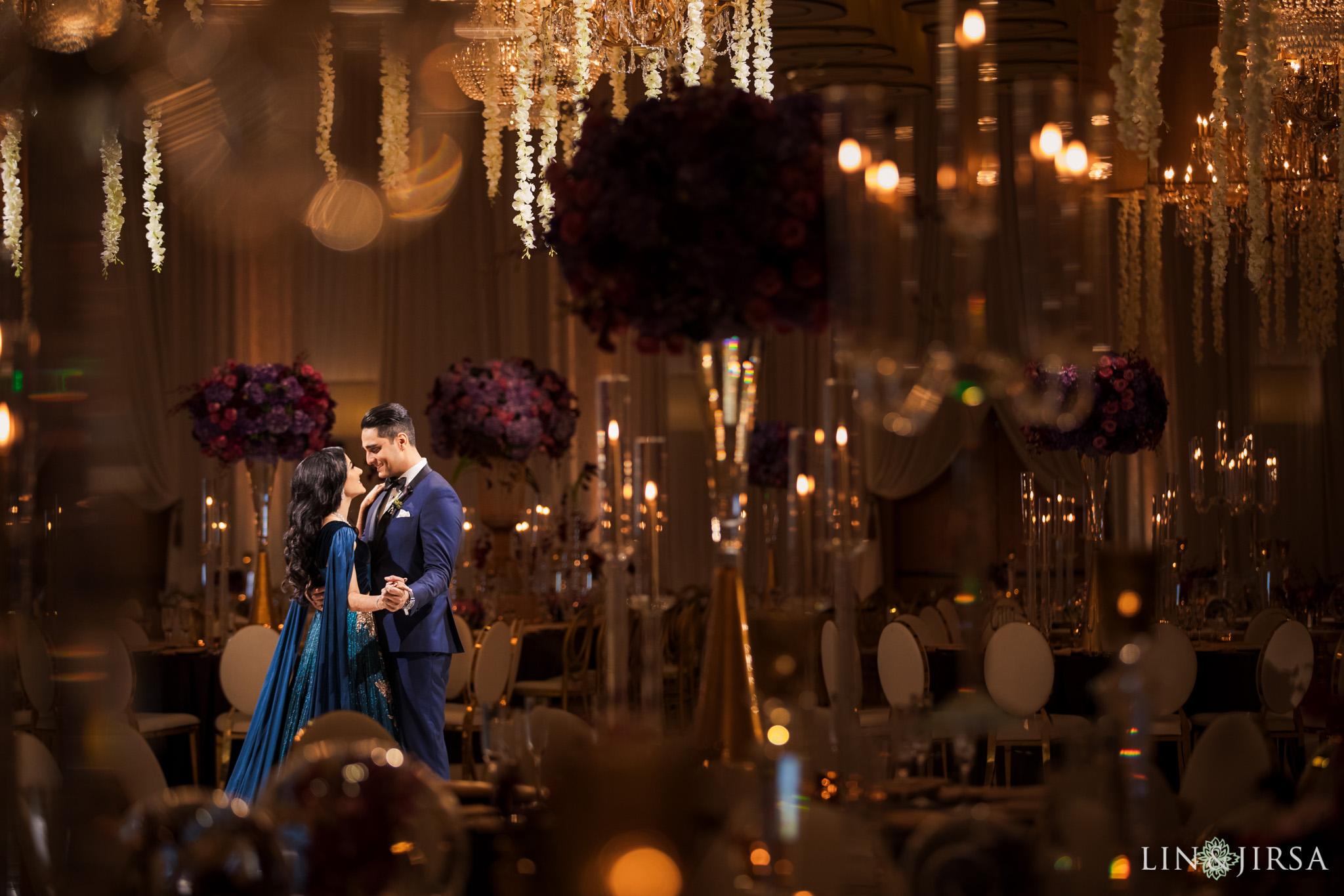 019 terranea resort rancho palos verdes indian wedding reception photography