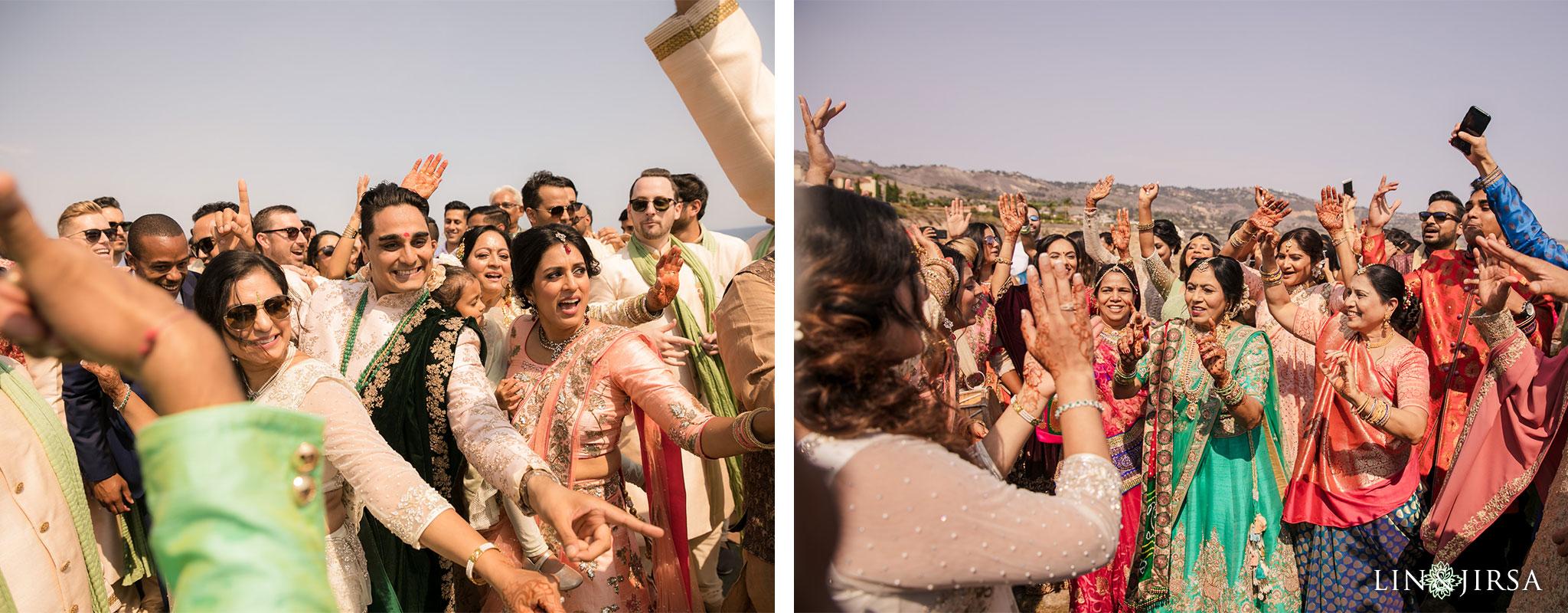 026 terranea resort palos verdes indian baraat wedding photography