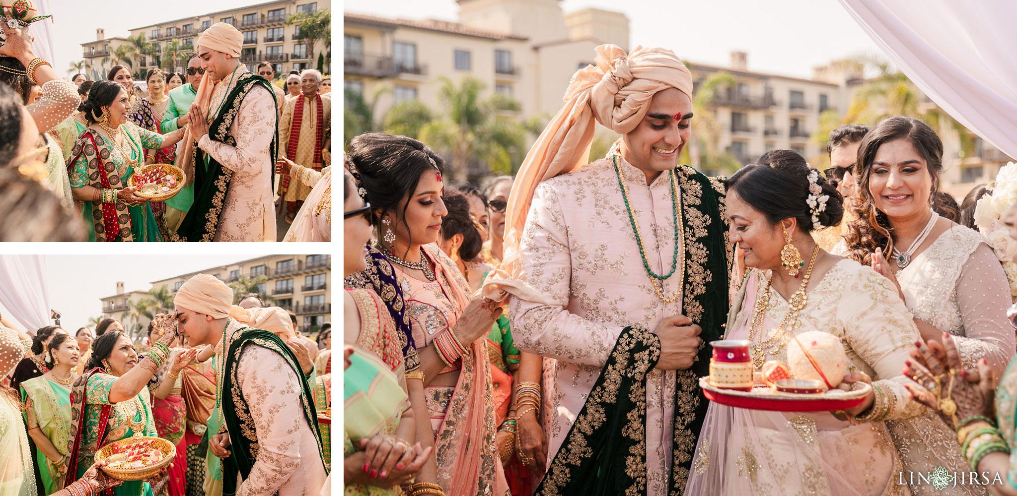 027 terranea resort palos verdes indian baraat wedding photography