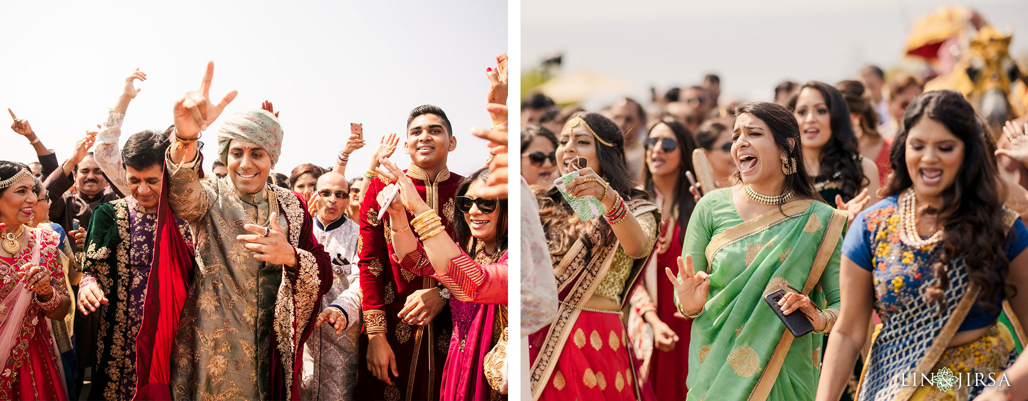 027 terranea resort rancho palos verdes indian wedding baraat photography