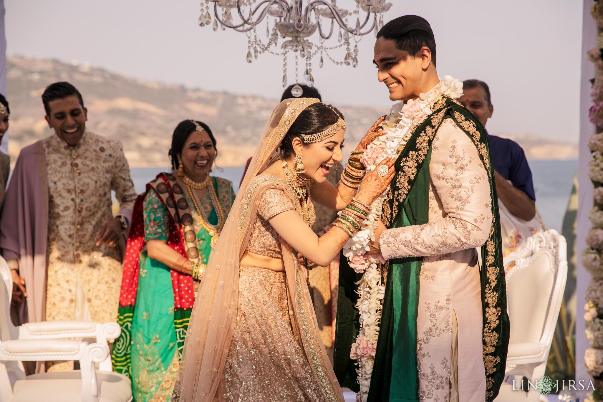 031 terranea resort palos verdes indian ceremony wedding photography