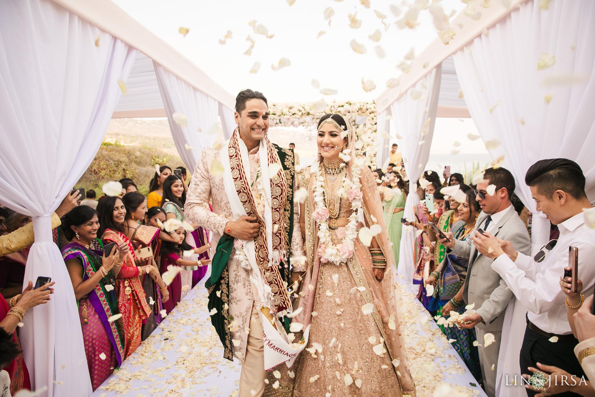 033 terranea resort palos verdes indian ceremony wedding photography