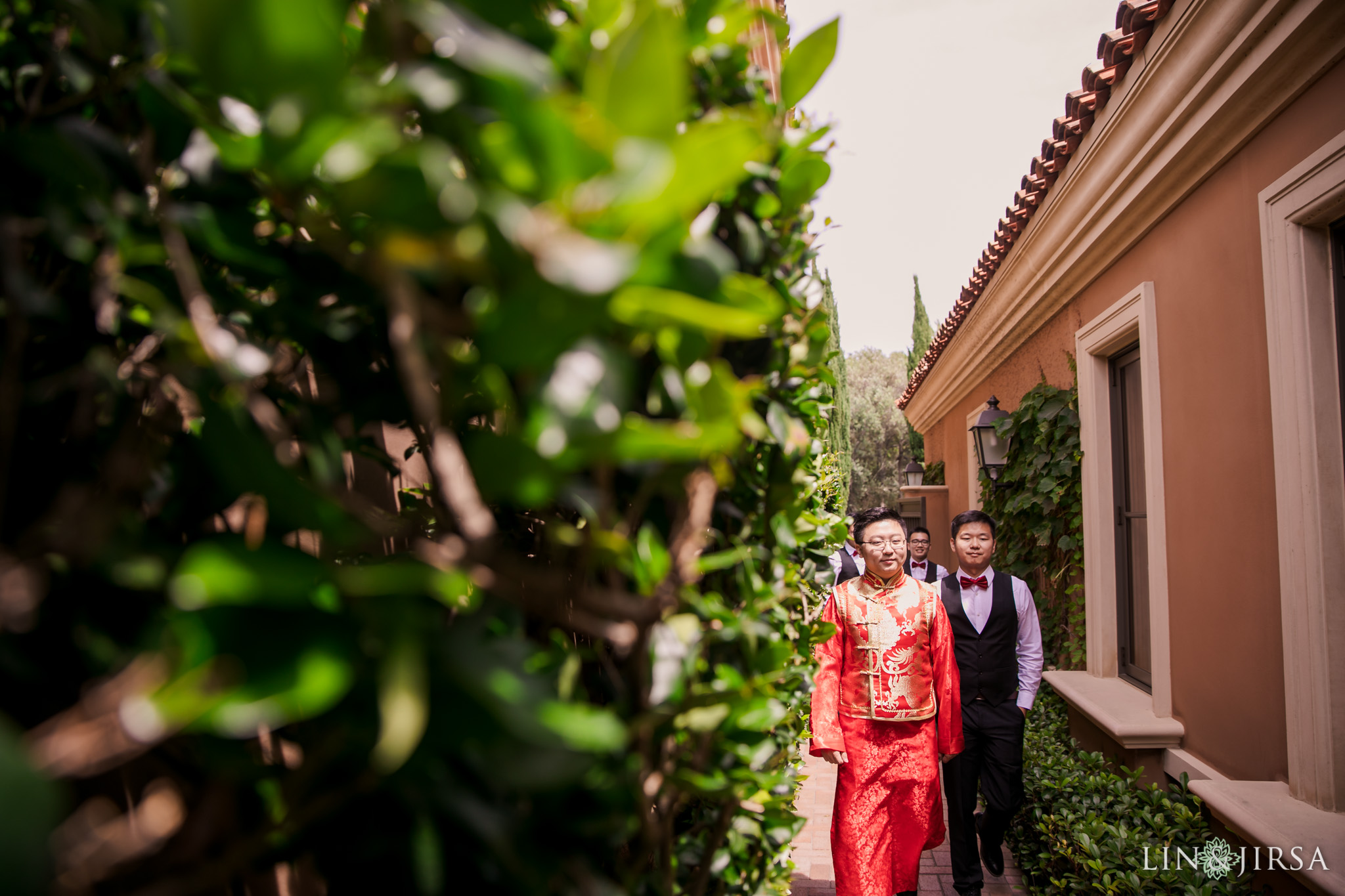 05 pelican hill orange county chinese wedding photography