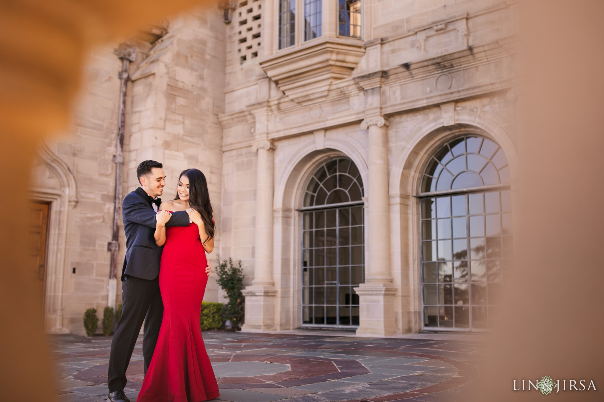 06 greystone mansion beverly hills engagement photography