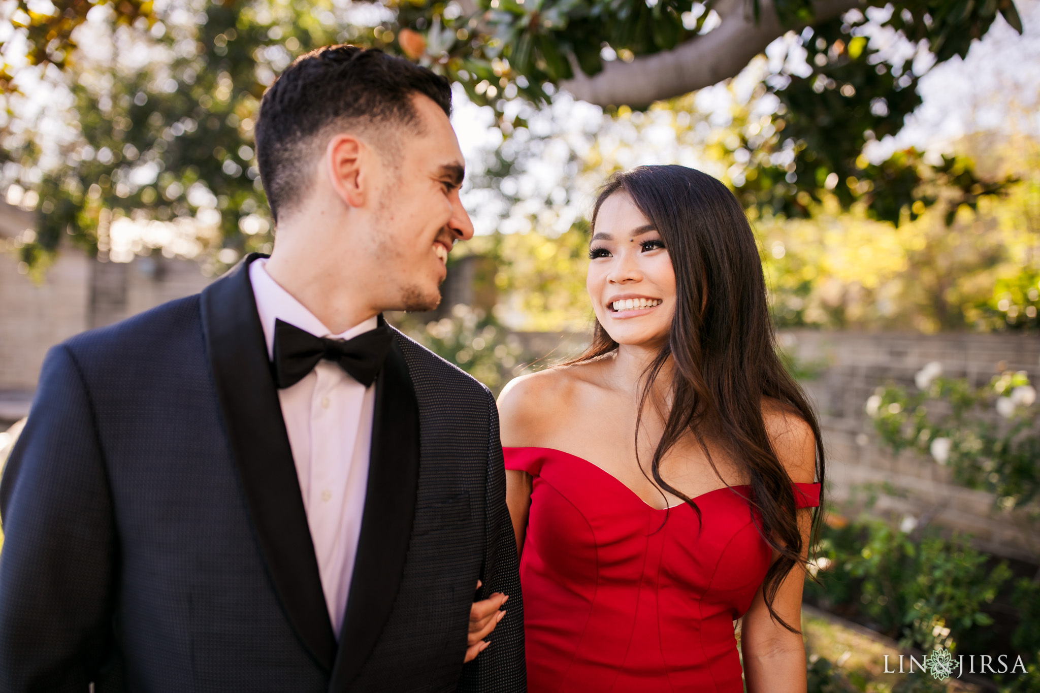08 greystone mansion beverly hills engagement photography
