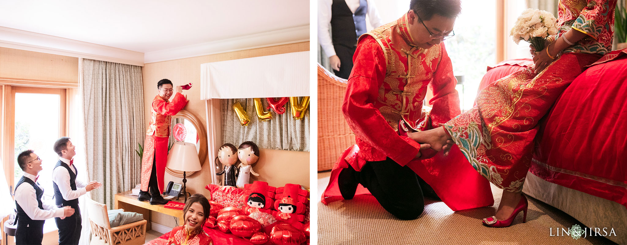 09 pelican hill orange county chinese wedding photography