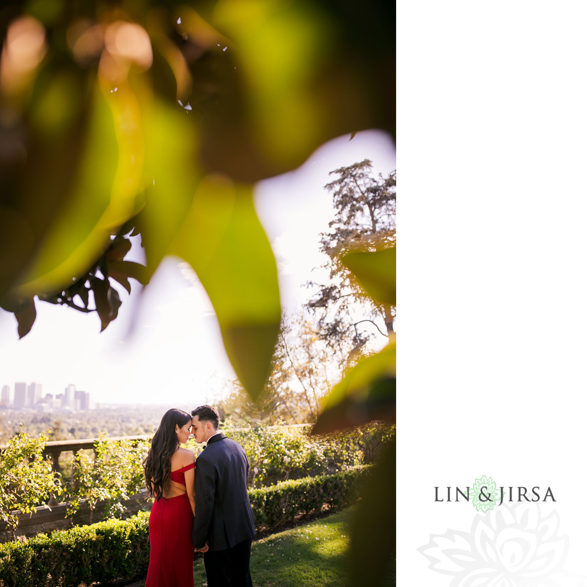 10 greystone mansion beverly hills engagement photography