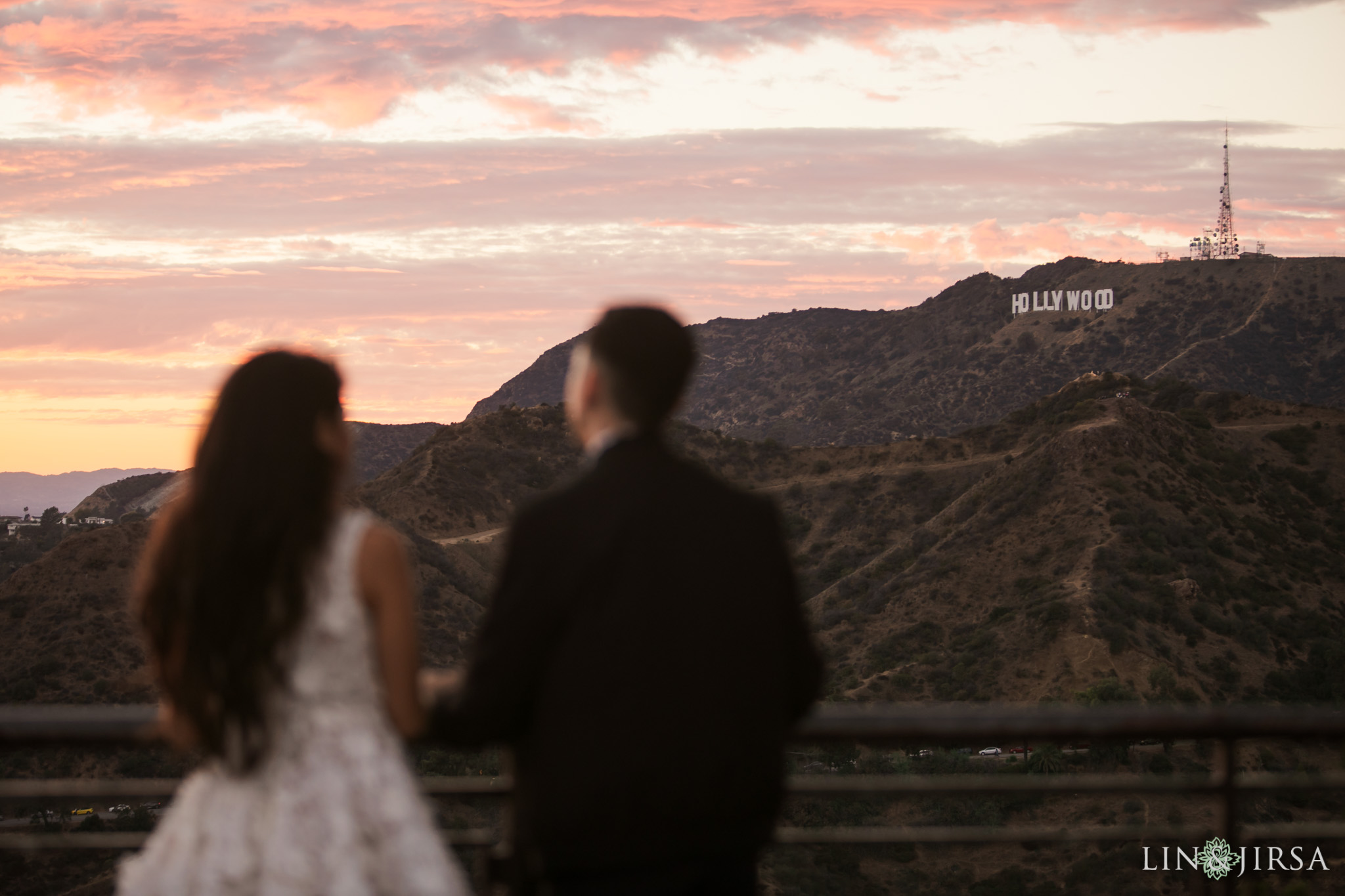 11 griffith observatory los angeles engagement photography
