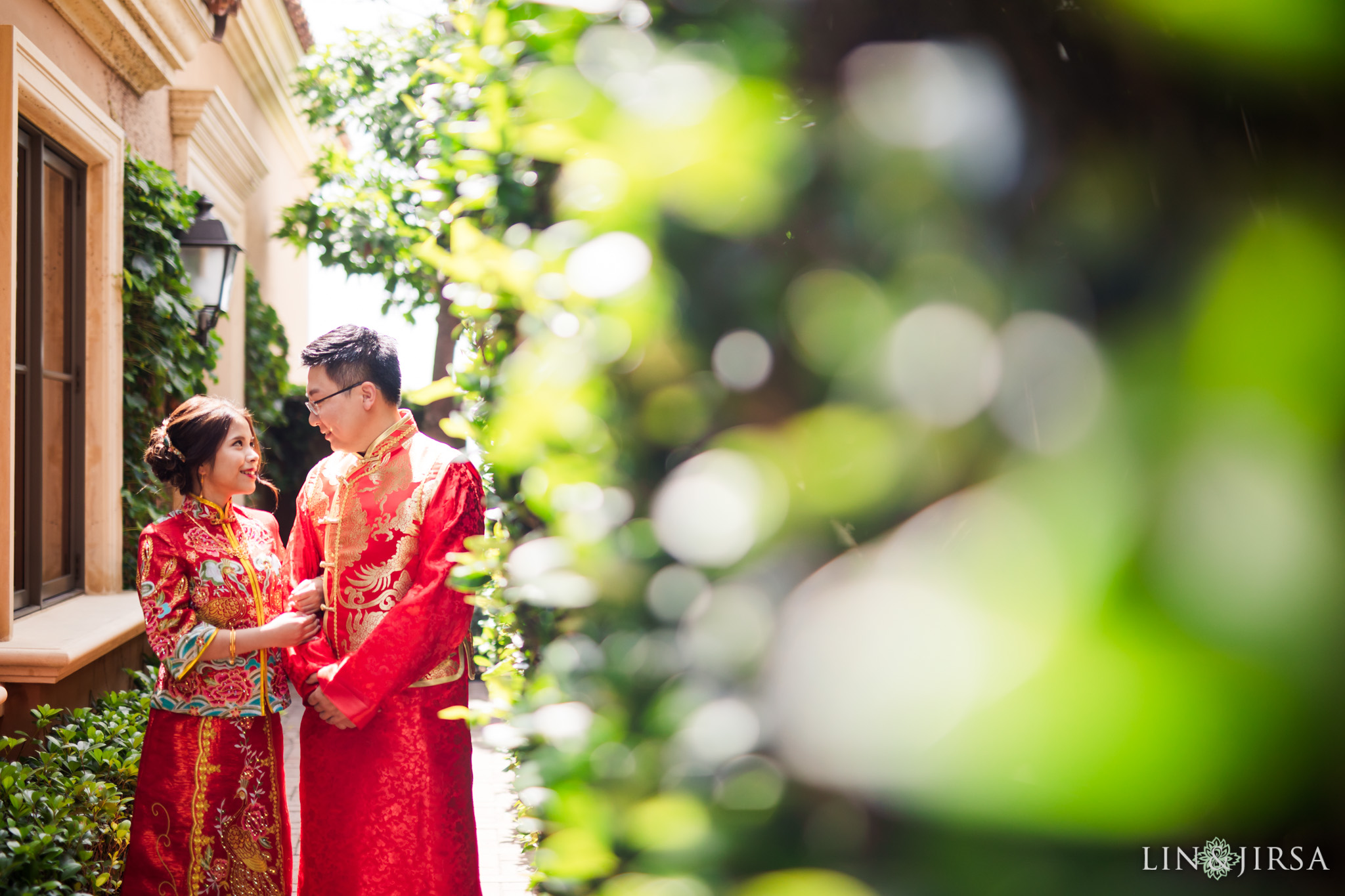 12 pelican hill orange county chinese wedding photography
