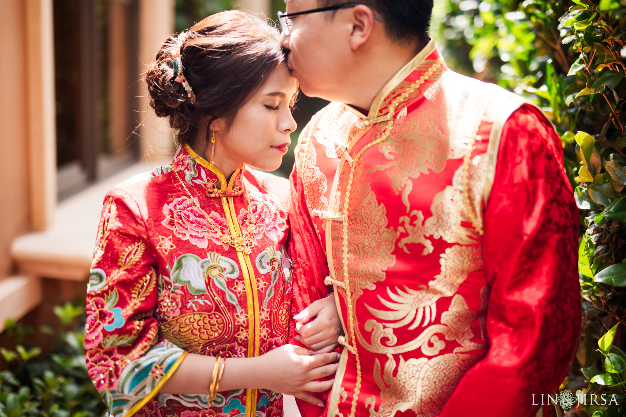 13 pelican hill orange county chinese wedding photography