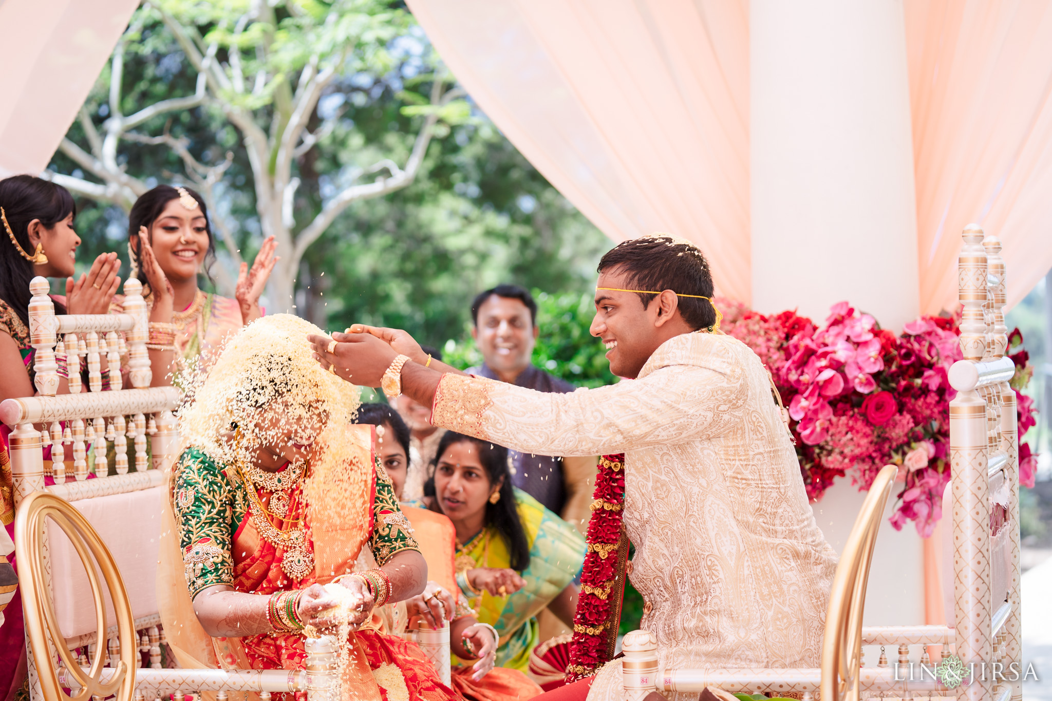 16 monarch beach resort orange county indian wedding photography