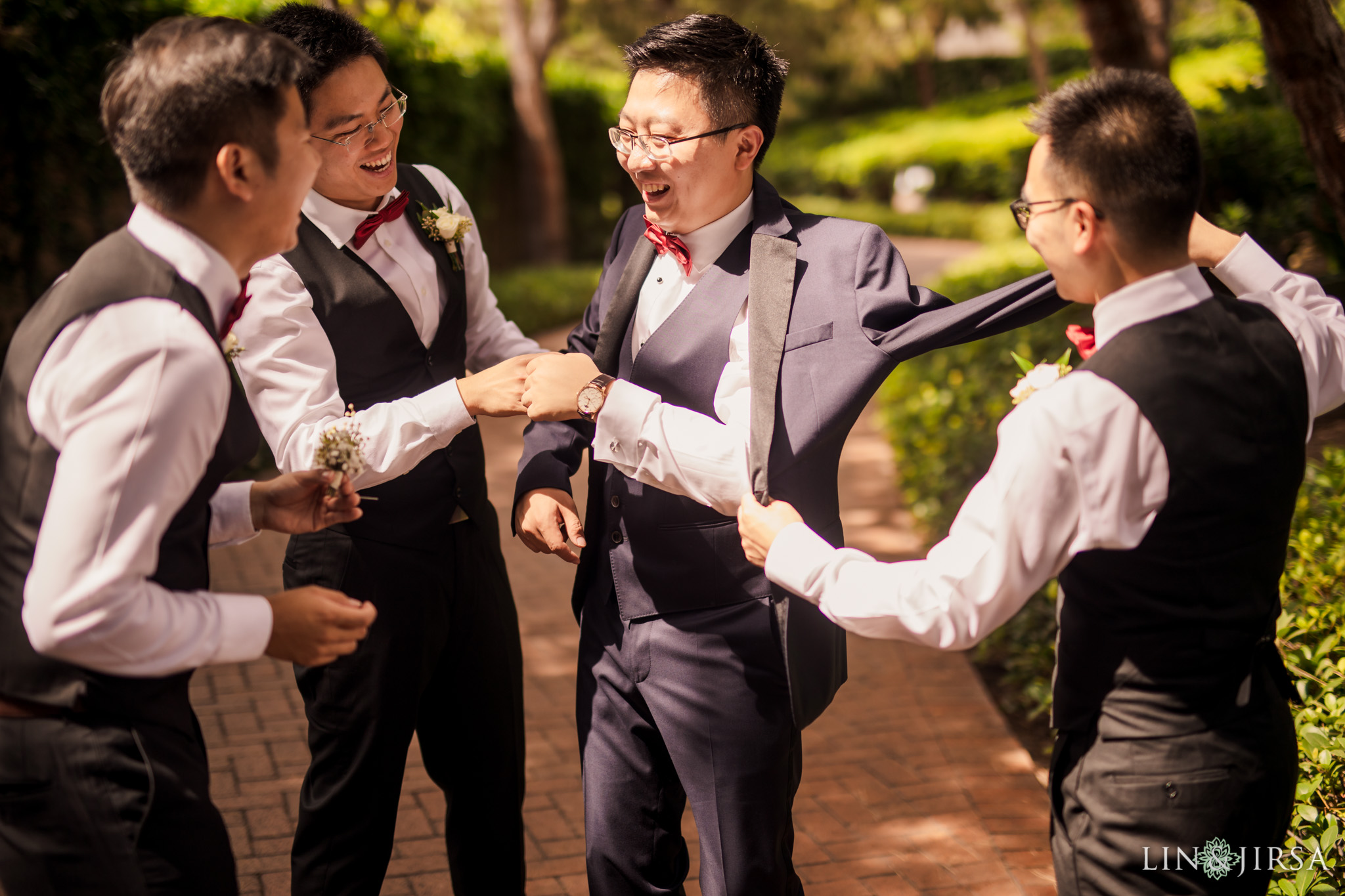 19 pelican hill orange county chinese wedding photography