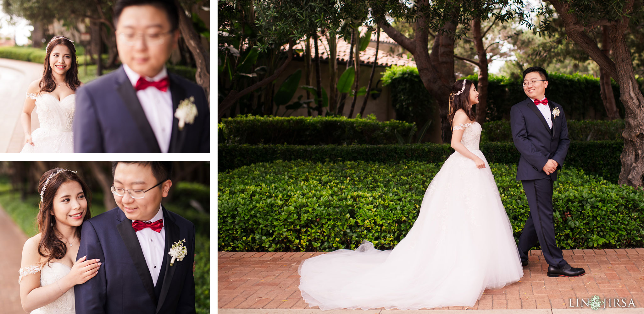 22 pelican hill orange county chinese wedding photography