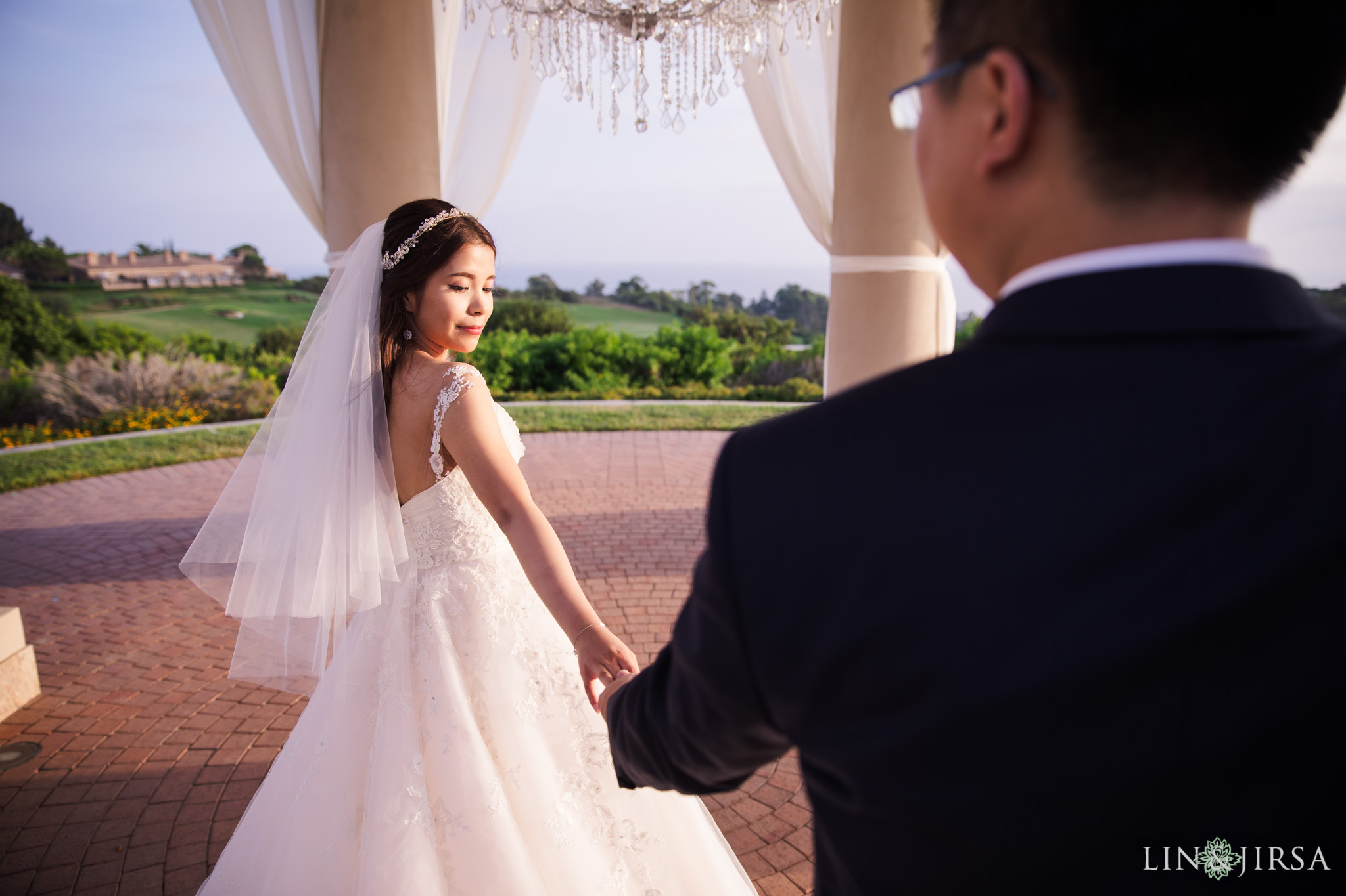 35 pelican hill orange county chinese wedding photography
