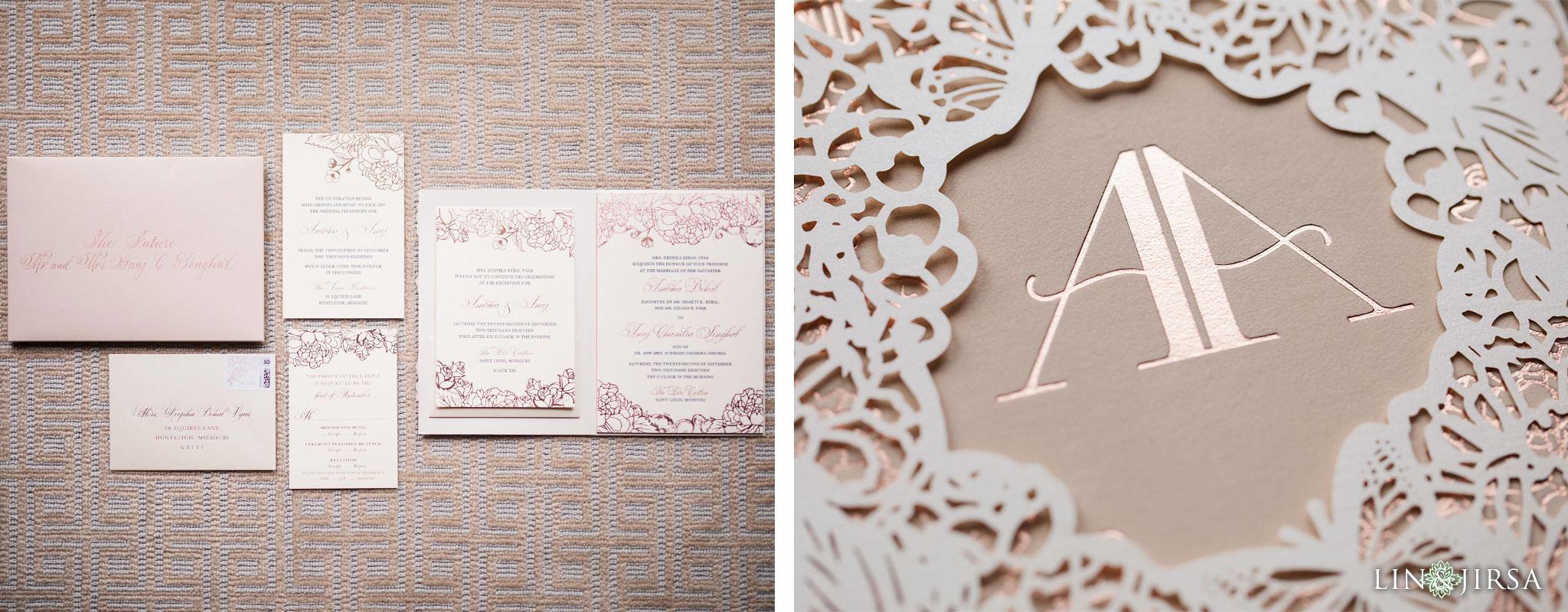 02 Ritz Carlton St Louis Missouri Indian Wedding Photography