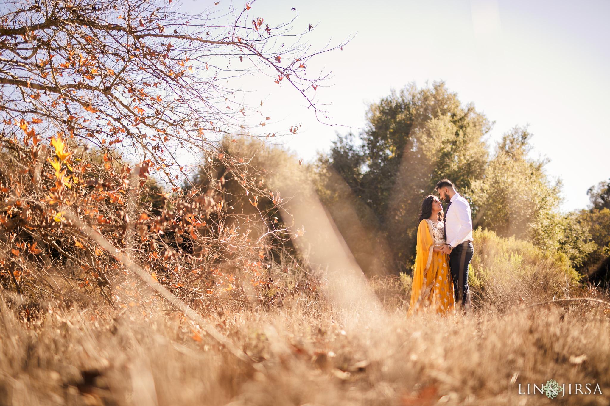 03 laguna beach indian couple post wedding photography