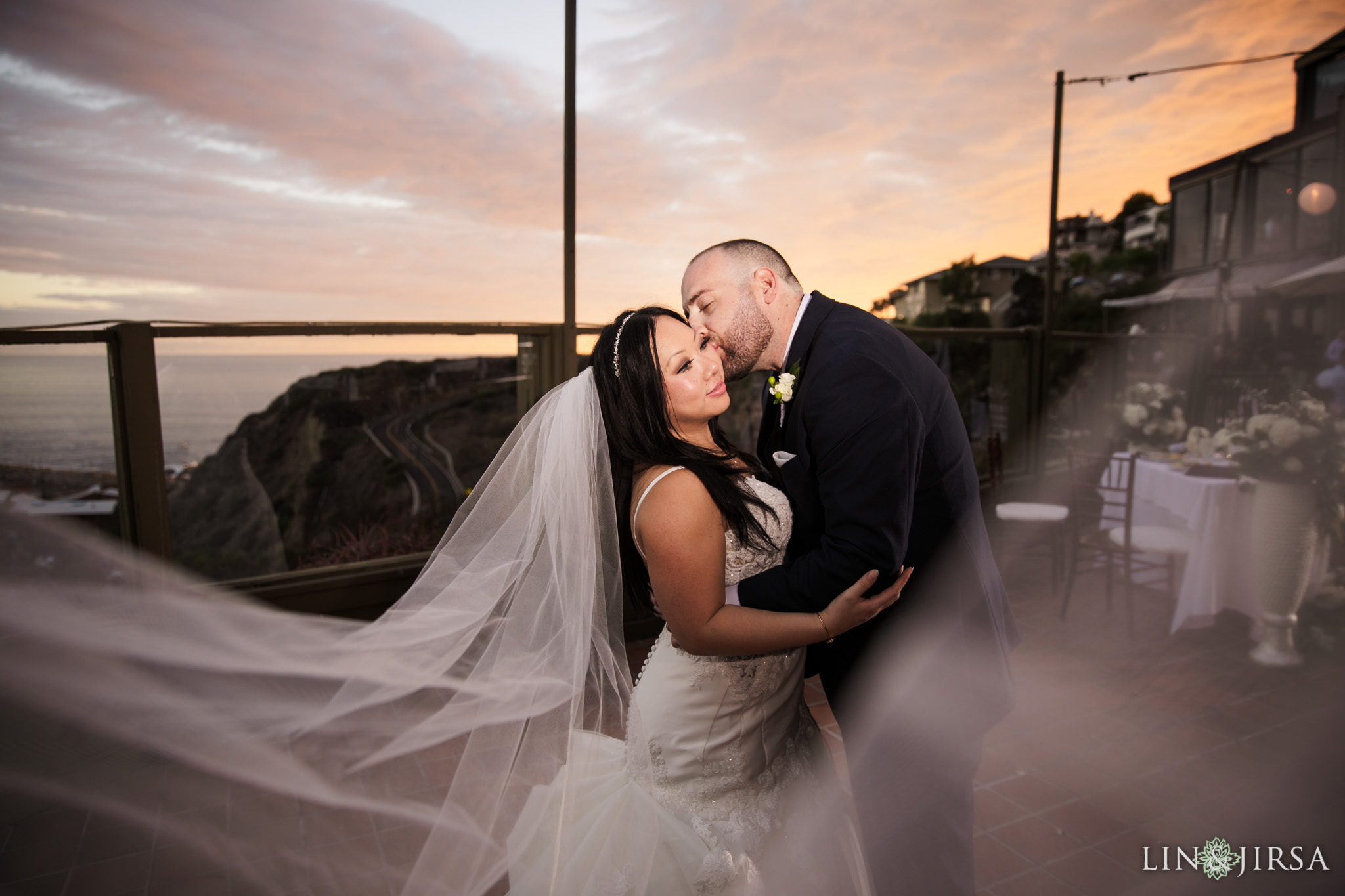 0407 JD Cannon Seafood Grill Dana Point Orange County Wedding Photography