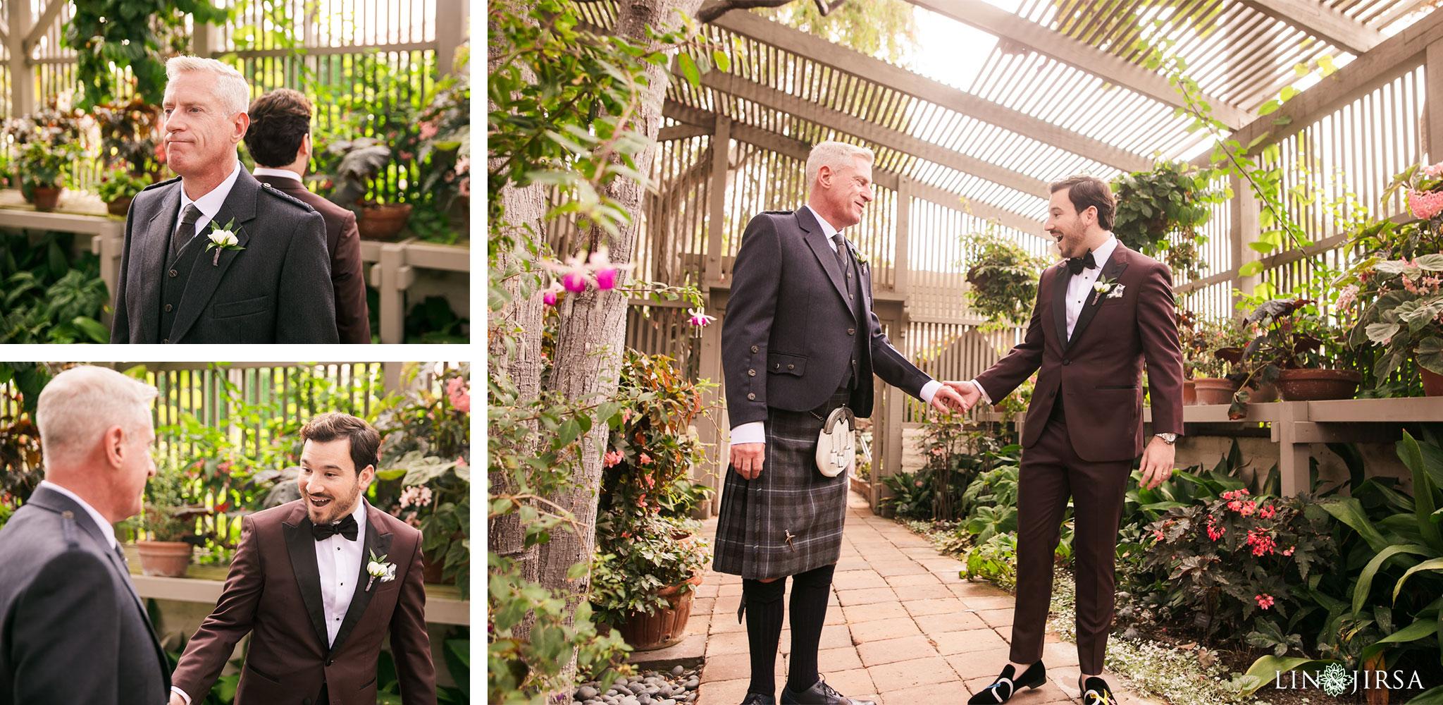 08 sherman library gardens corona del mar same sex wedding photography