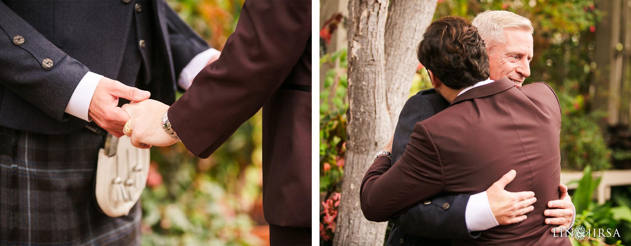 09 sherman library gardens corona del mar same sex wedding photography