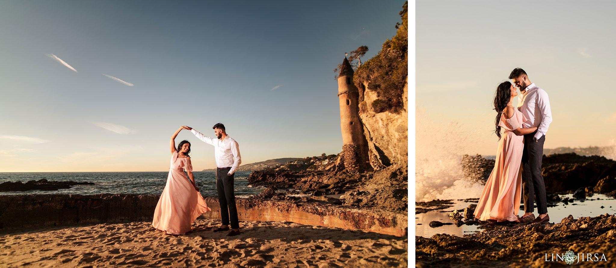 10 laguna beach post wedding photography