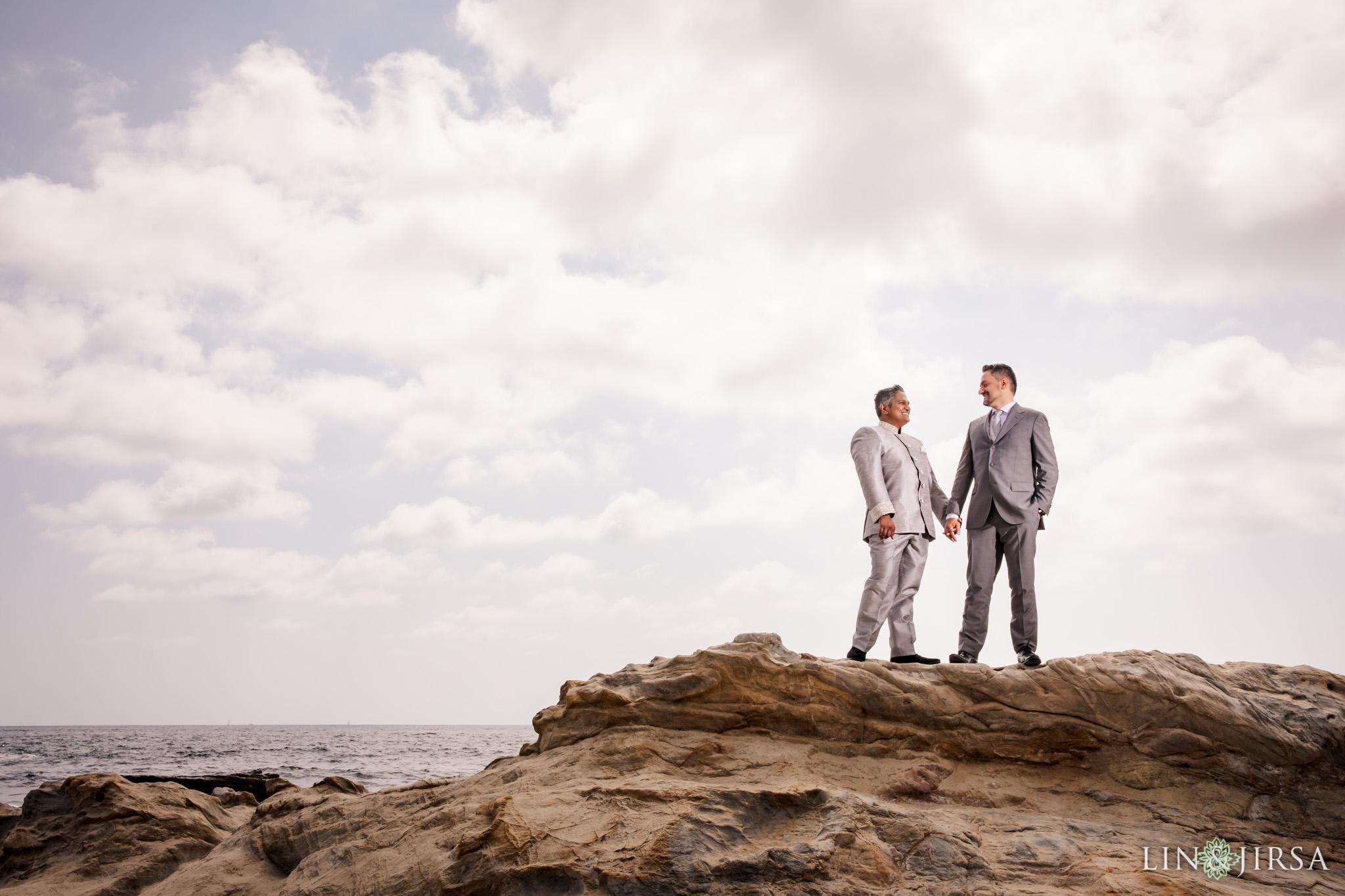 10 seven degrees laguna beach gay wedding photography