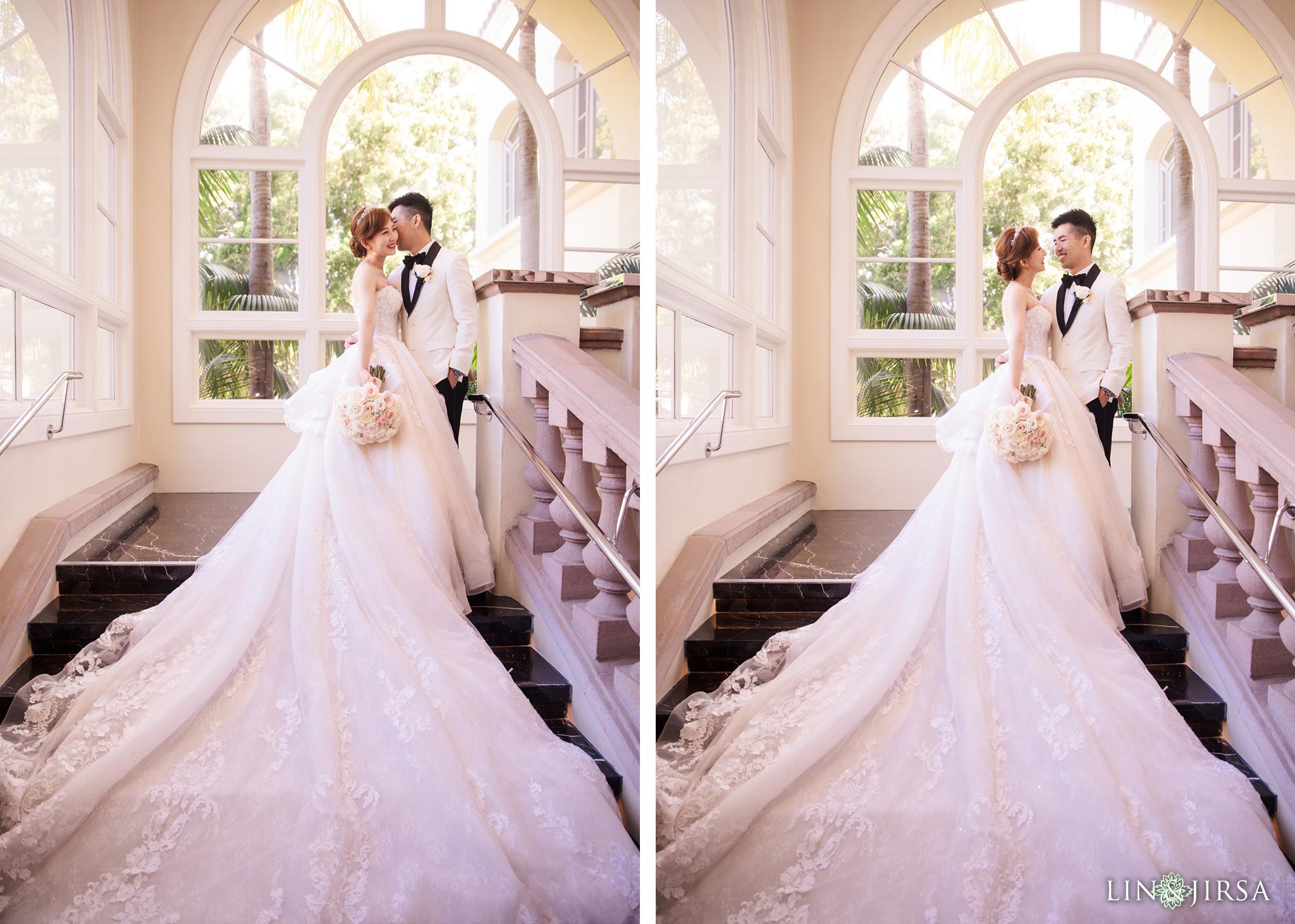 13 ritz carlton laguna niguel wedding chinese