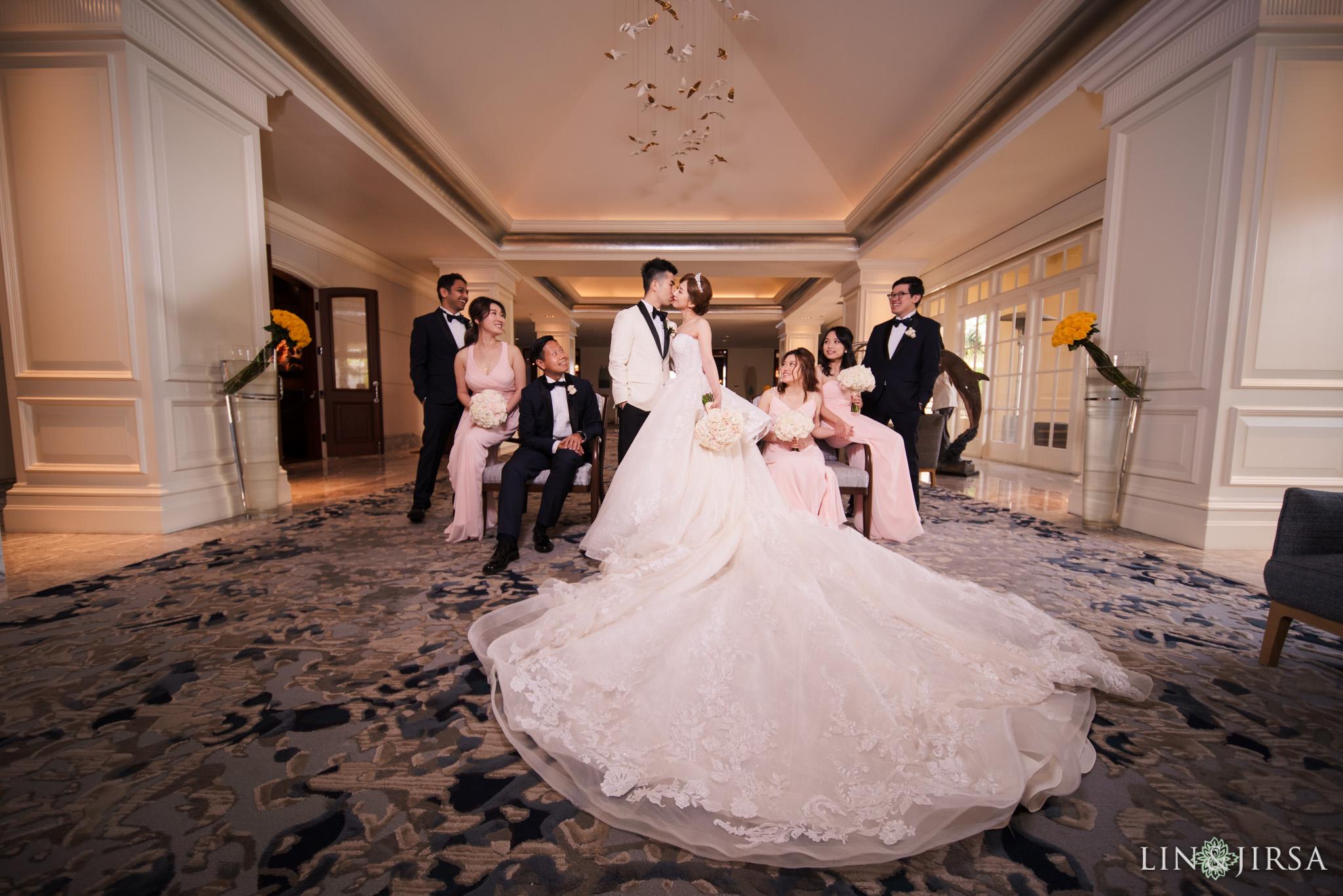 14 ritz carlton laguna niguel wedding chinese