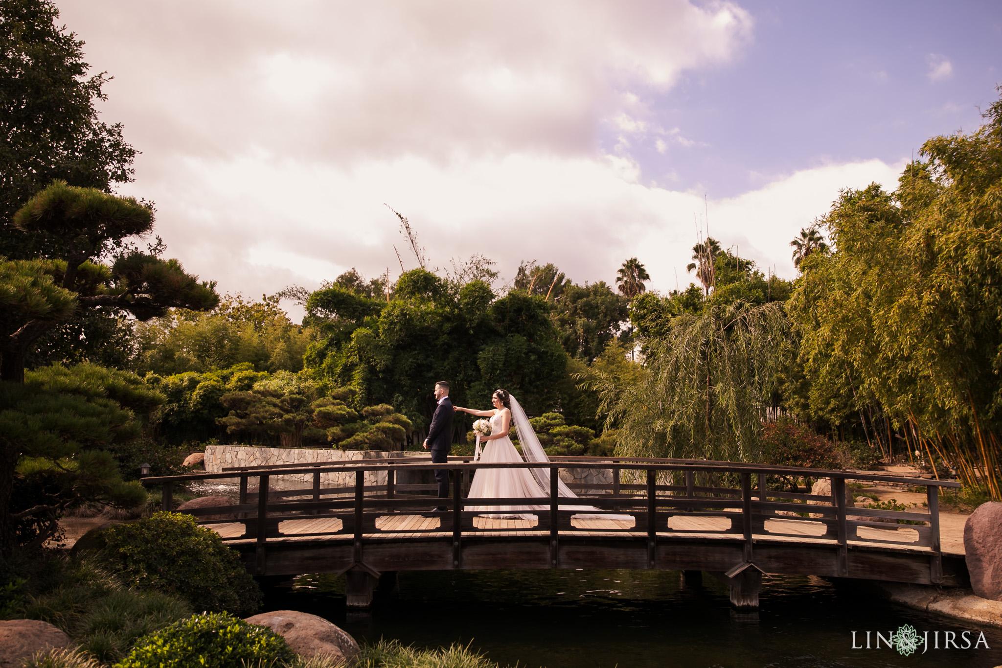 15 japanese garden signal hill wedding