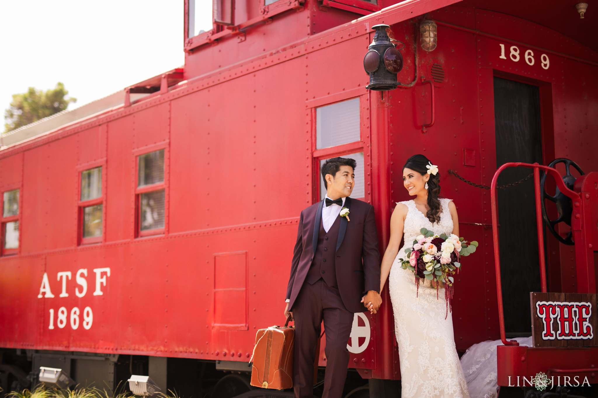19 san juan capistrano travel train station wedding photography