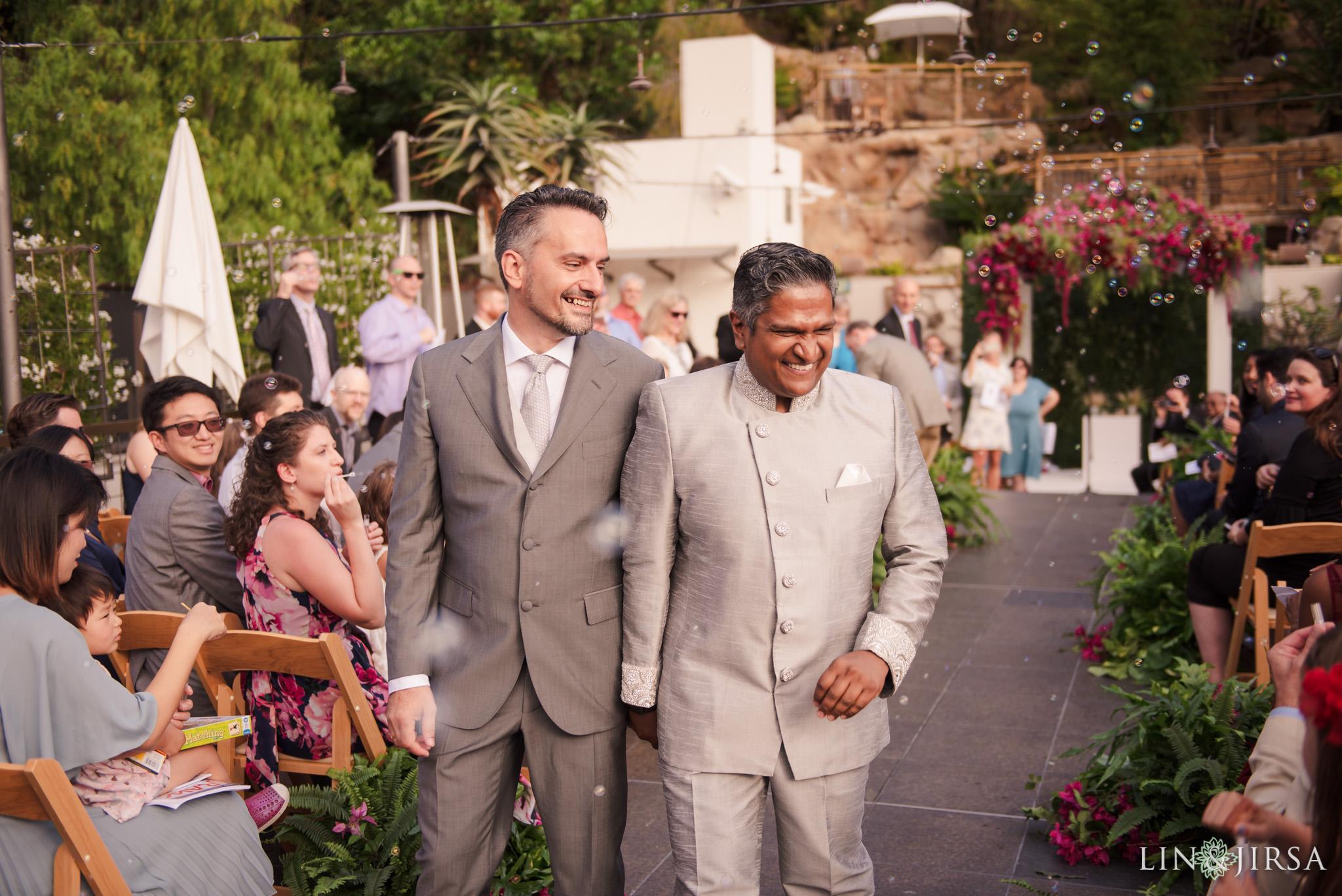 20 seven degrees laguna beach gay wedding photography