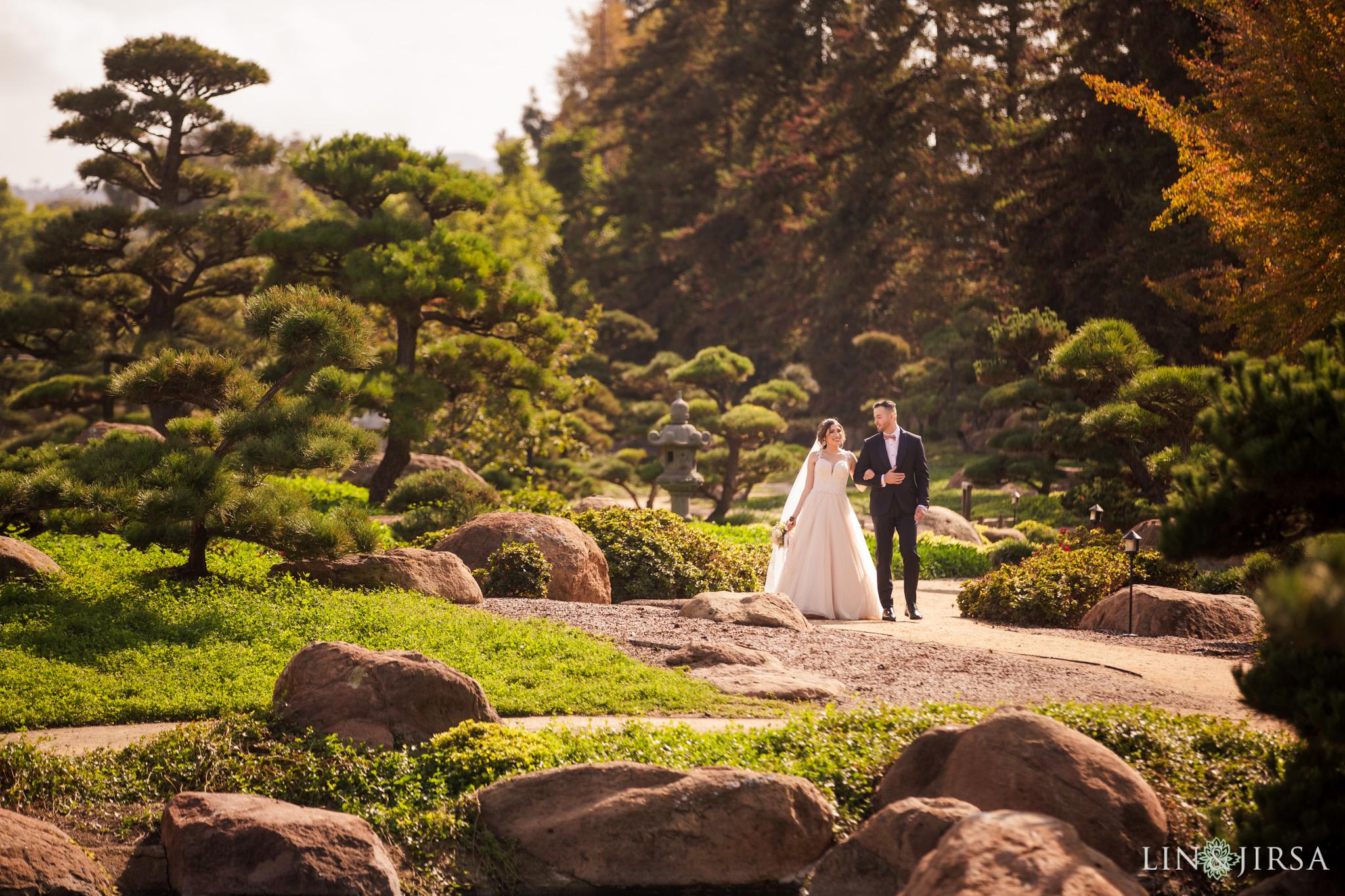 24 japanese garden signal hill wedding