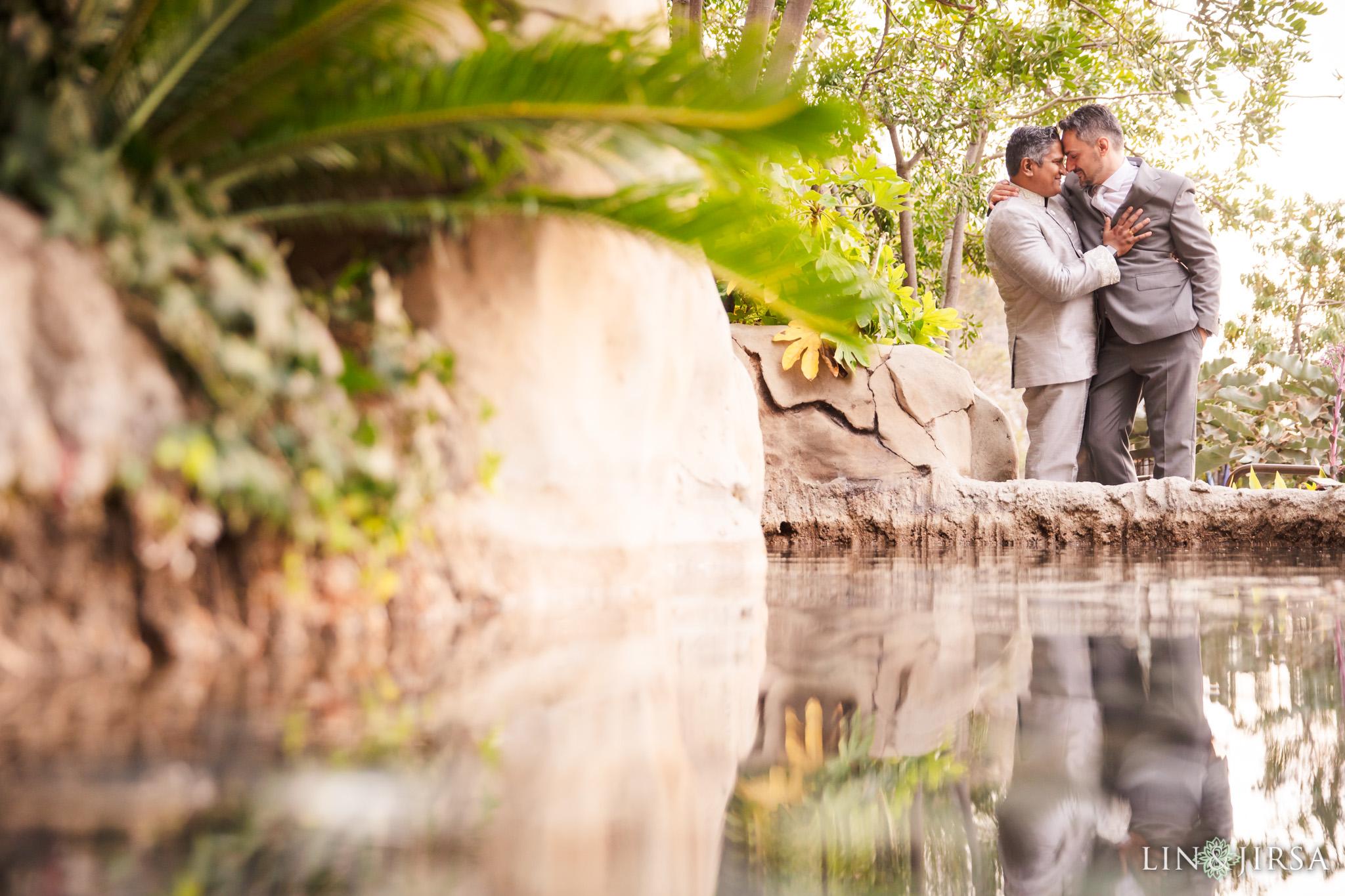 24 seven degrees laguna beach gay wedding photography