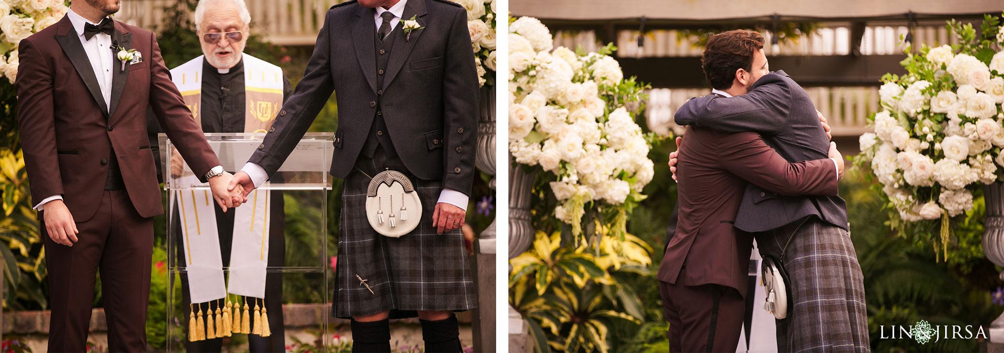 25 sherman library gardens corona del mar same sex wedding photography