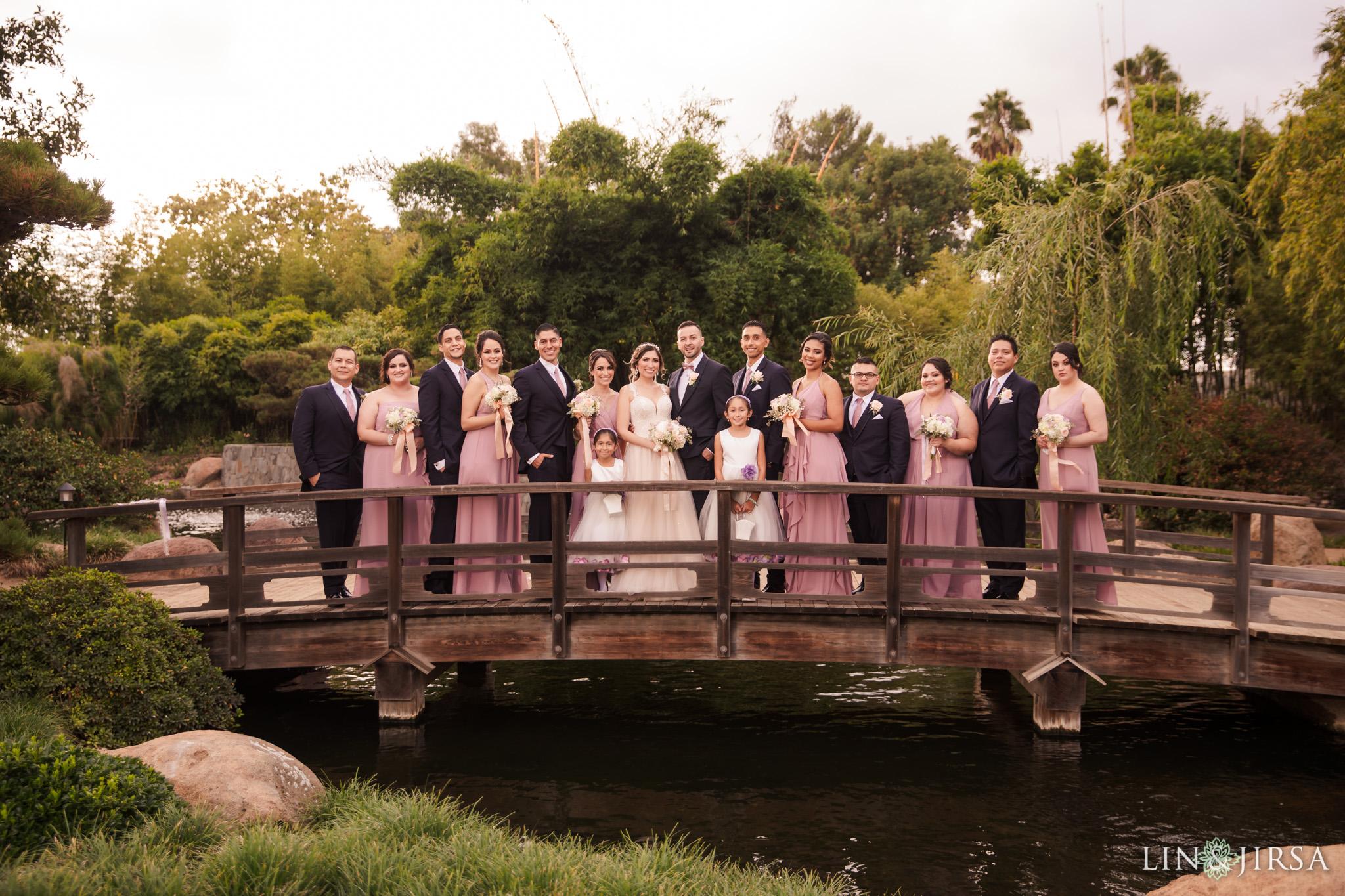 28 japanese garden signal hill wedding