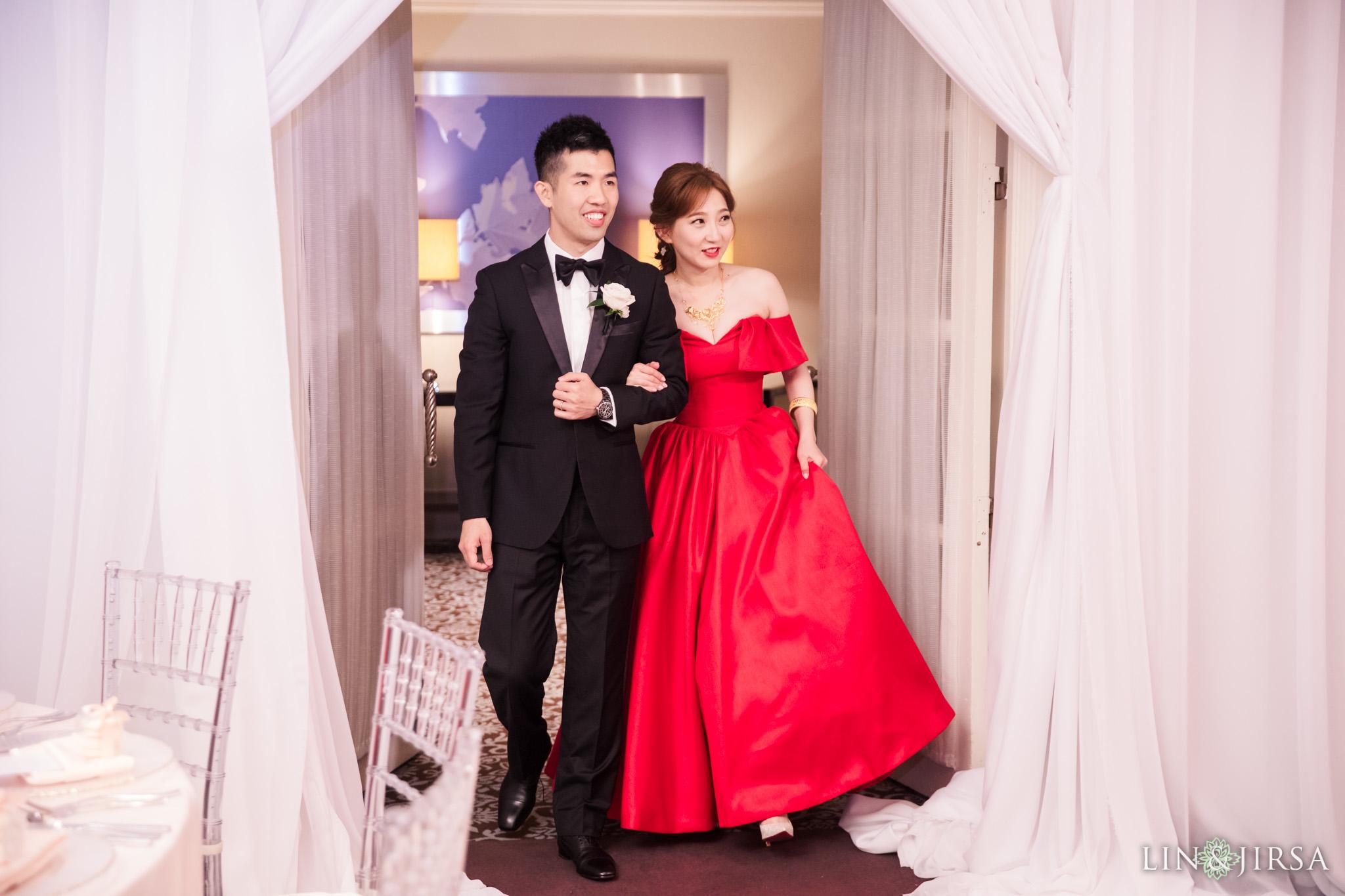 28 ritz carlton laguna niguel wedding chinese