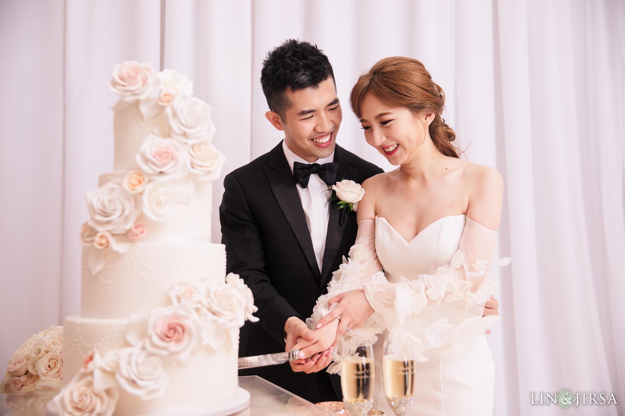 32 ritz carlton laguna niguel wedding chinese