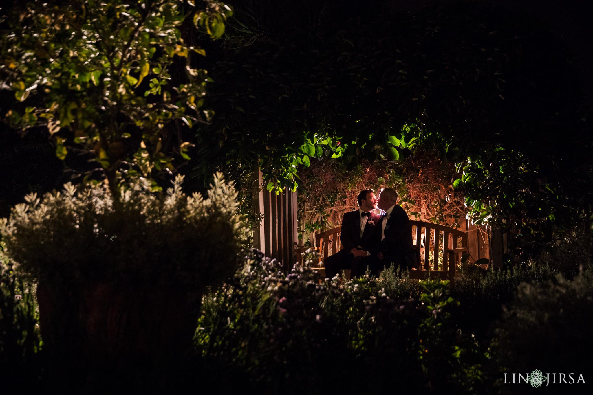 46 sherman library gardens corona del mar same sex wedding photography