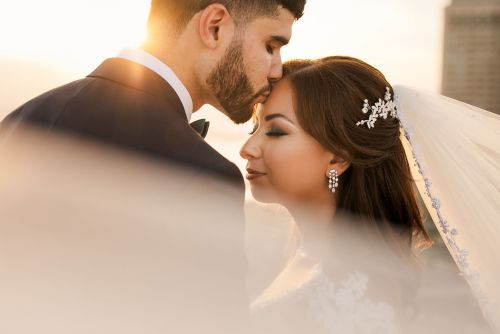 Marriott Hotel San Diego Arab Muslim Wedding Photography