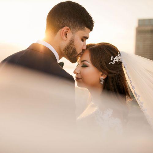 Marriott Hotel San Diego Arab Muslim Wedding Photography