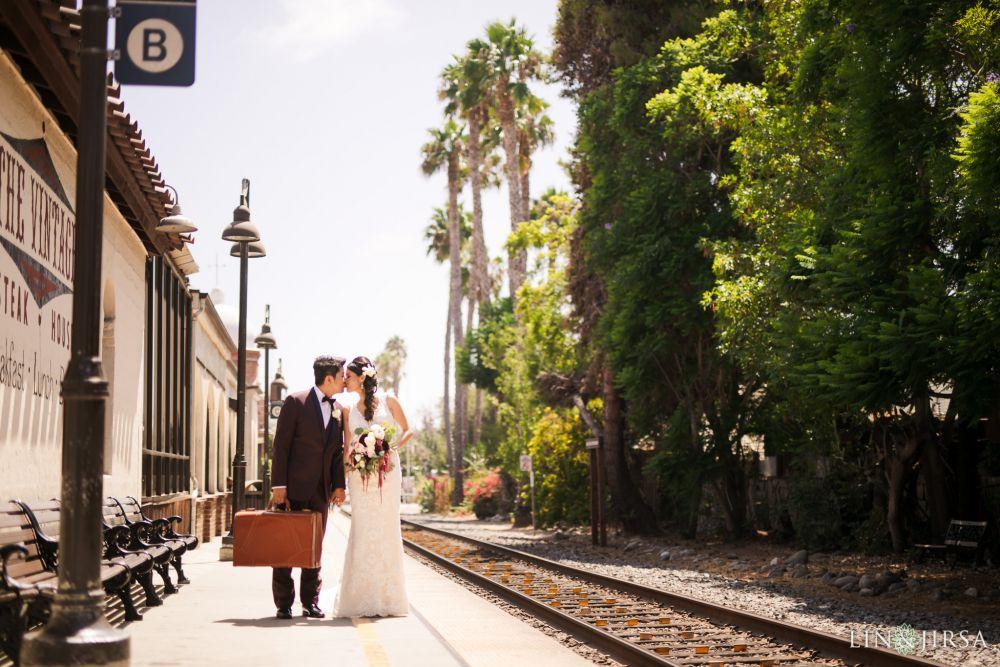 Serra Plaza San Juan Capistano Wedding Cinema Highlight