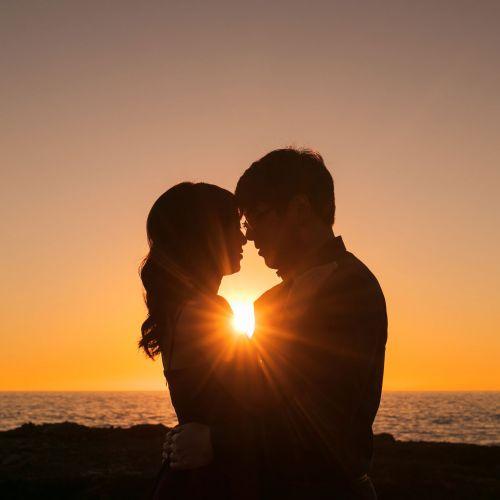 00 Orange County Laguna Beach Sunset Engagement Photography