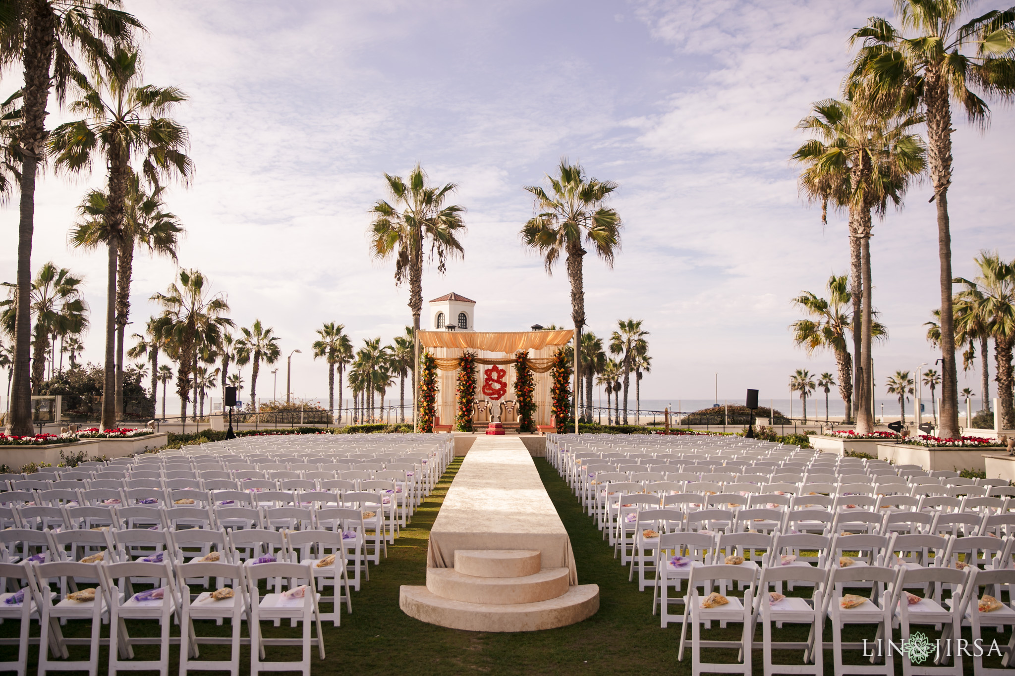 11 Hyatt Regency Huntington Beach Indian Wedding Photography