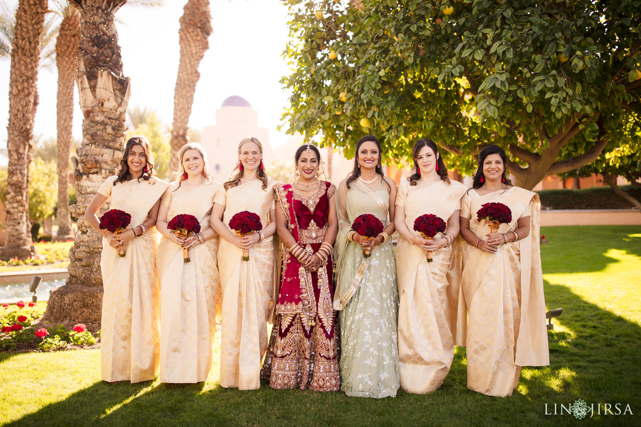 12 Westin Mission Hills Palm Springs Indian Wedding Photography