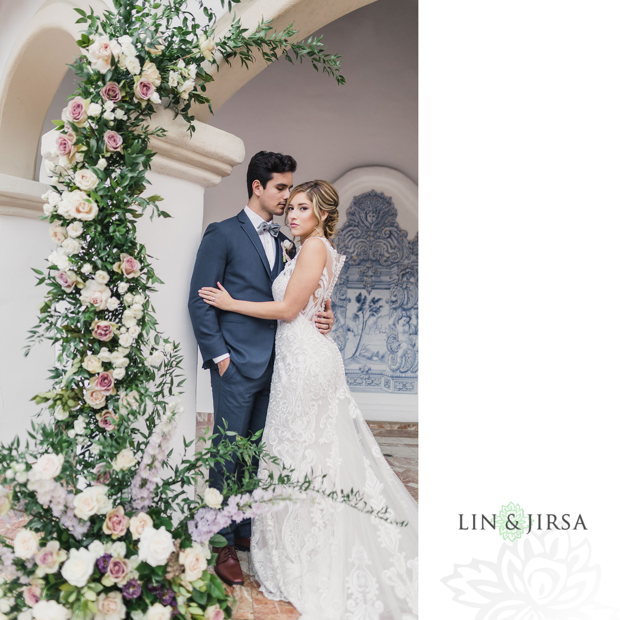13 Rancho Las Lomas Stylized Wedding Photography