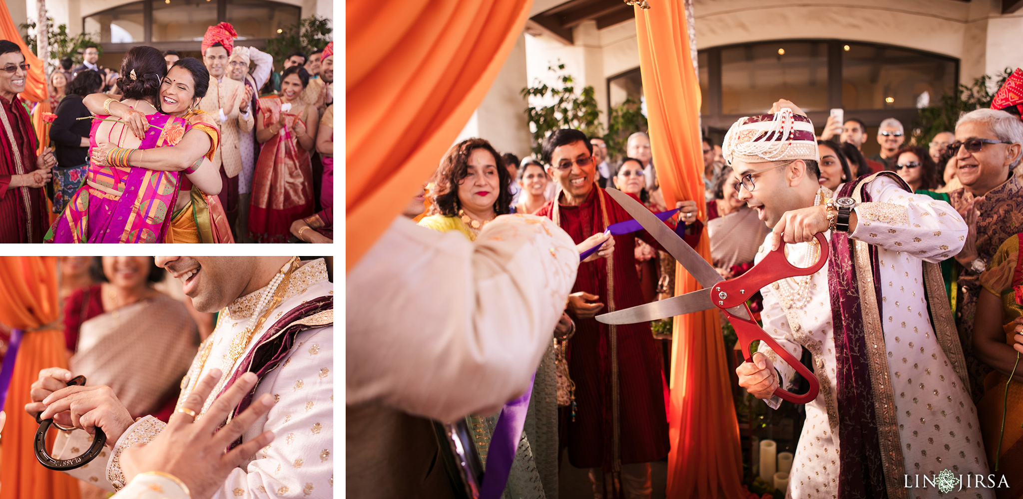 14 Hyatt Regency Huntington Beach Indian Wedding Photography