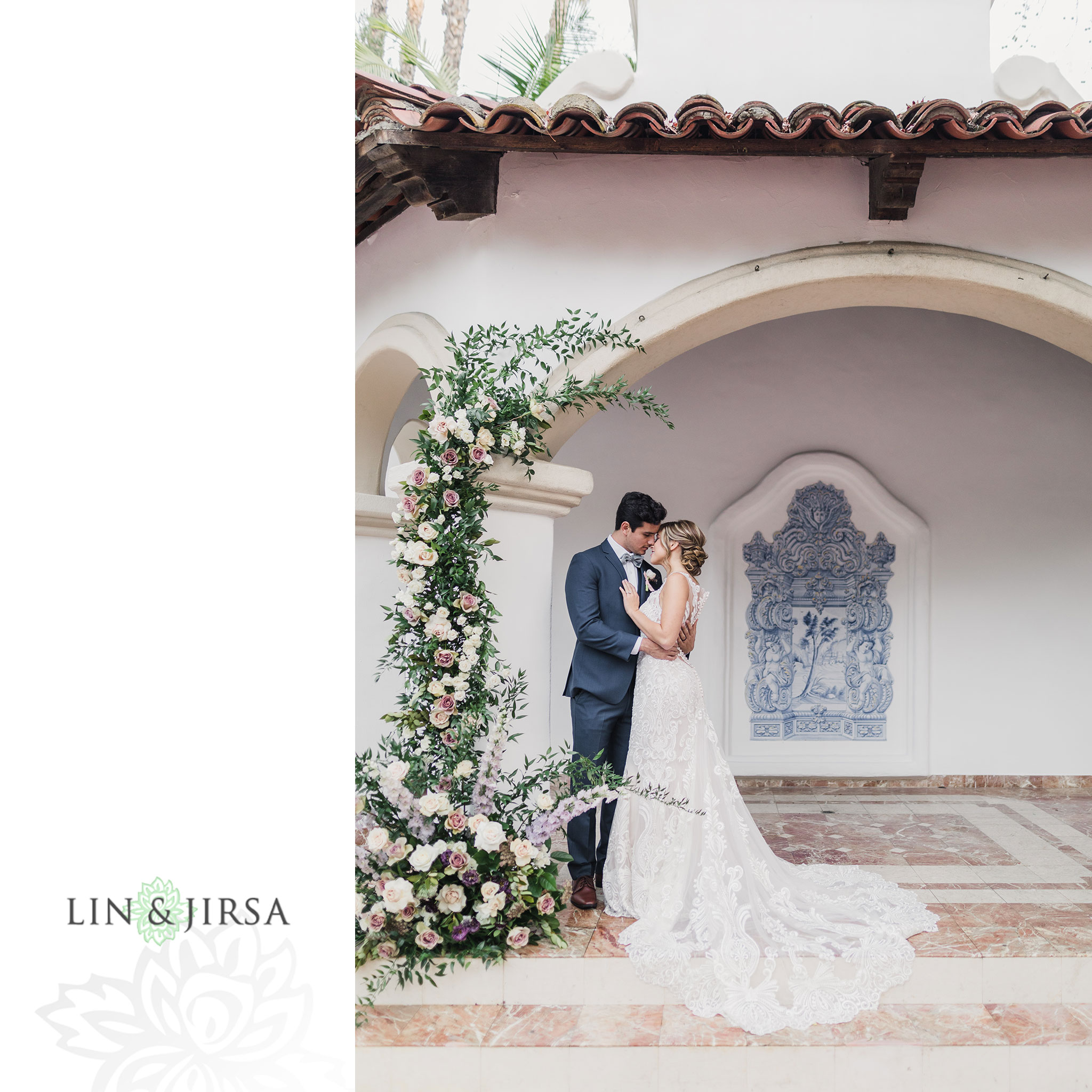 14 Rancho Las Lomas Stylized Wedding Photography