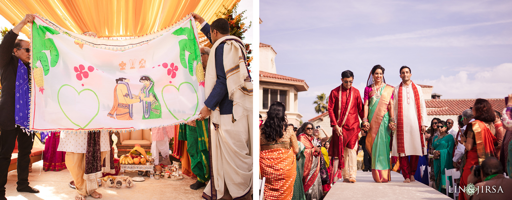 15 Hyatt Regency Huntington Beach Indian Wedding Photography