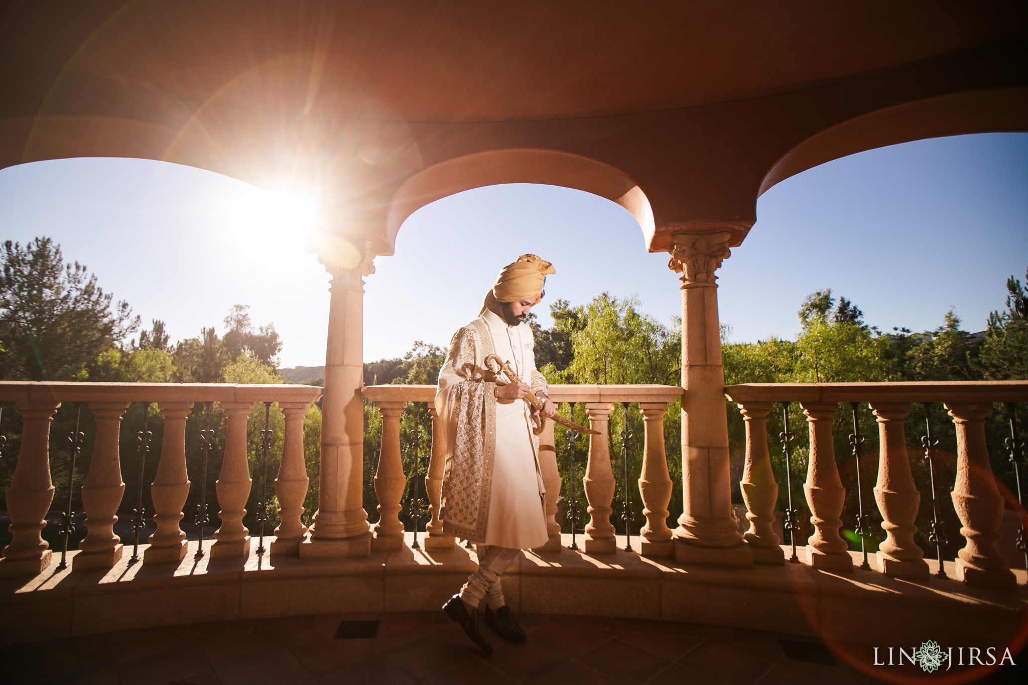 16 Fairmont Grand del Mar San Diego Indian Wedding Photography